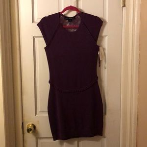 Plum French Connection dress